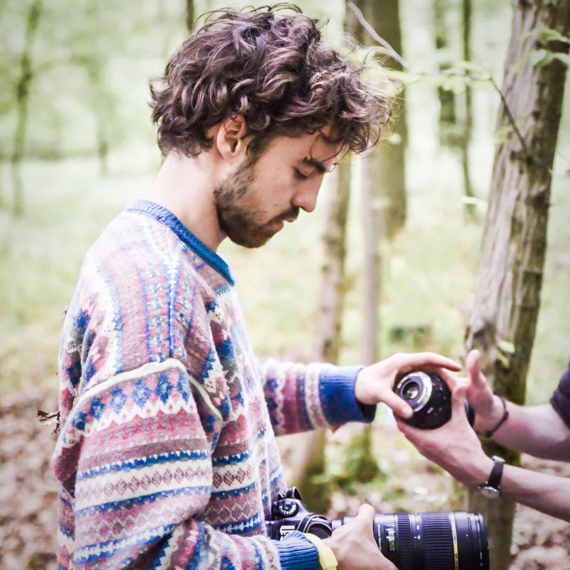 victor desmettre visuels cadreur photographe réalisateur