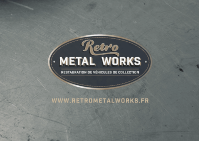 Retro Metals Works – A workshop for your memories