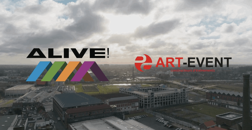 Voeux Alive – Art Event 2019