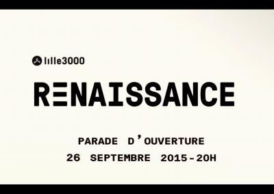 Parade de Lille 3000