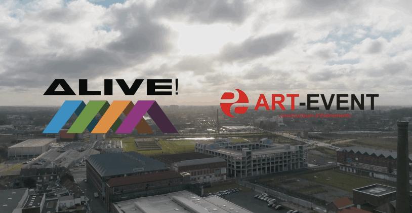 Voeux Alive – Art Event 2019