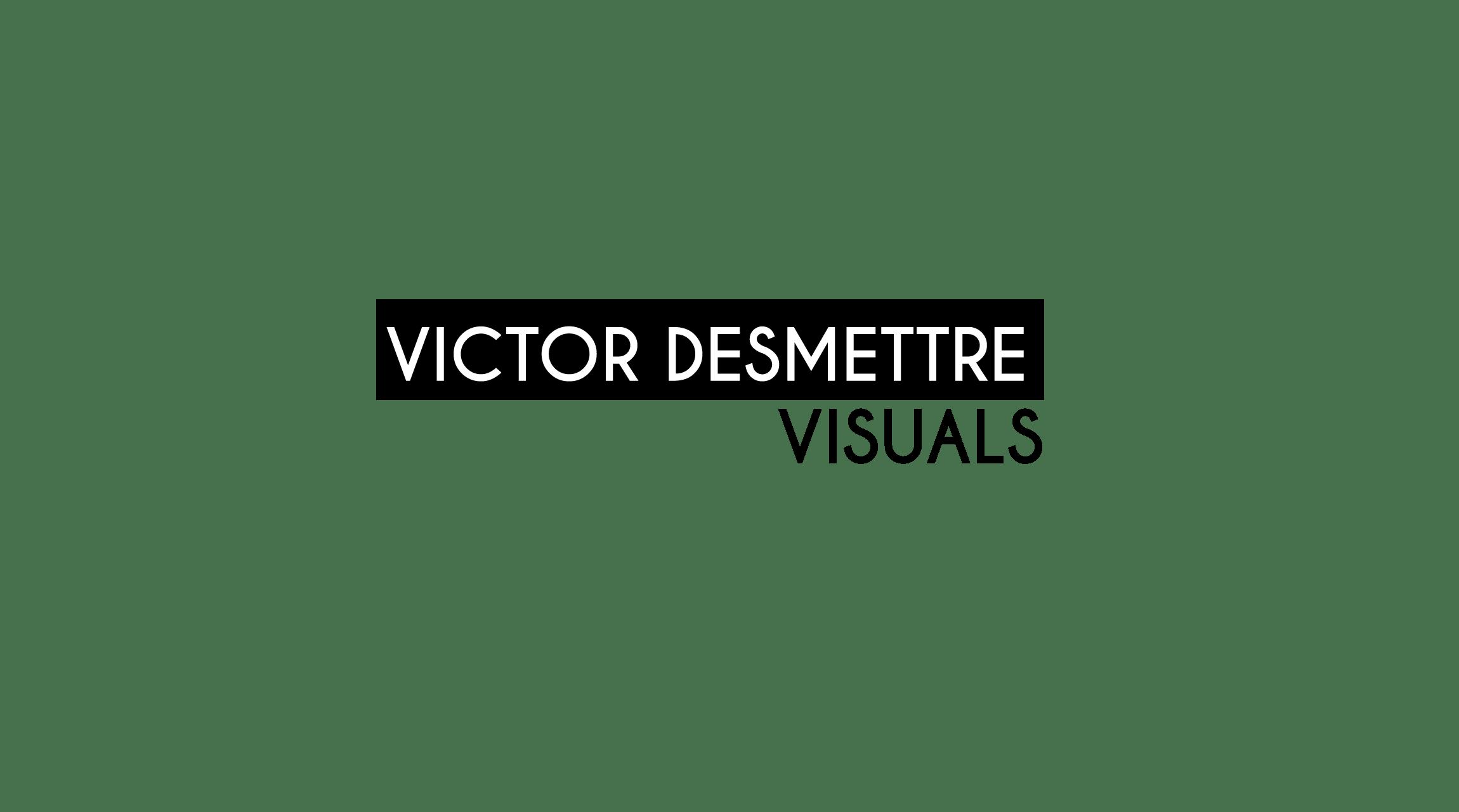 Victor Desmettre Visuals réalisateur cadreur photographe lille